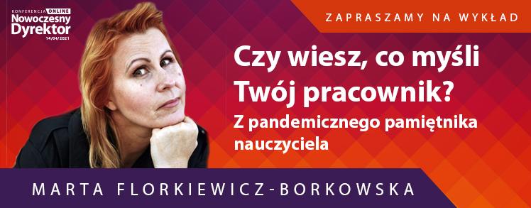 Wykład Marta Florkiewicz-Borkowska